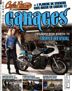 "Café Racer : HS ""Garages"""