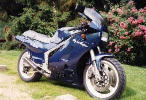 Mon RG500