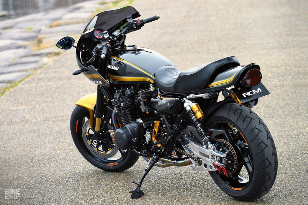 AC Sanctuary's 'new' Kawasaki Z1