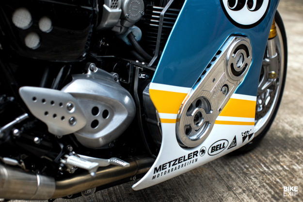 Phantom Blaze Triumph Truxton R supercharged