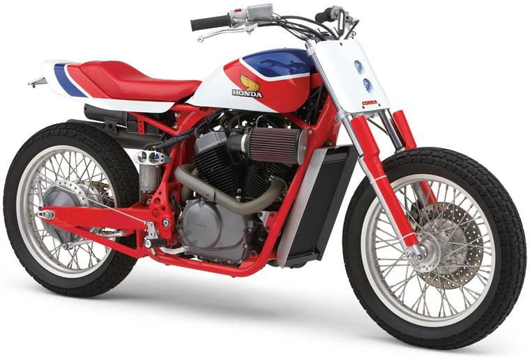 Les préparations Cobra USA sur base Honda VT750S